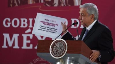 López Obrador: México no cambiará su postura sobre Venezuela