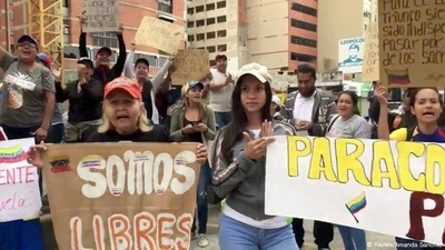 HOY / Embajada argentina asistirá a paraguayos en Venezuela tras ruptura diplomática con Maduro
