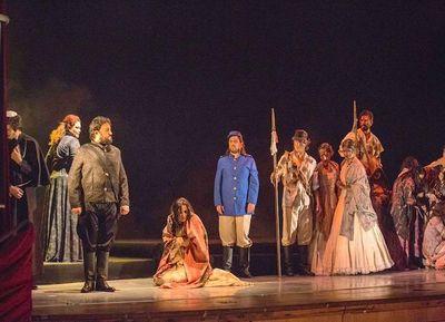 """Ópera """"Pancha y Elisa"""" apunta a teatros de EEUU, Italia y Hungría"""