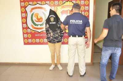 Presunto depravado que abusaba de su hijastra procesado y con pedido de prisión