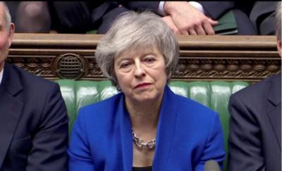 """A dos meses del """"Brexit"""", 62% de británicos dicen sentirse """"infelices"""""""