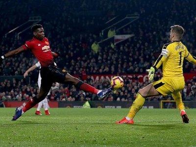 El United rescata un punto ante el Burnley y corta la racha de Solskjaer