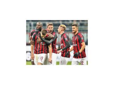 Milan eliminó a Nápoli de la Copa