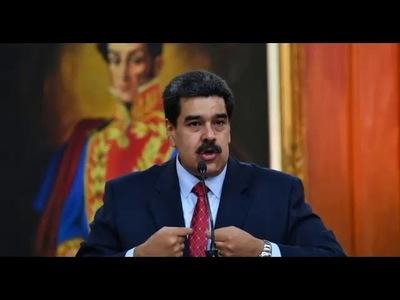 Maduro dice estar listo para sentarse con la oposición venezolana