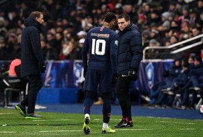 Neymar, baja por 10 semanas