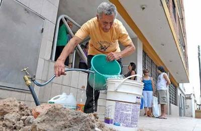 Nuevas plantas de tratamiento para resolver falta de agua en Limpio y Mariano