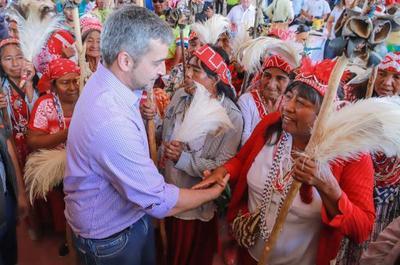 En histórico acto, Gobierno reivindica derecho a la participación de los pueblos indígenas