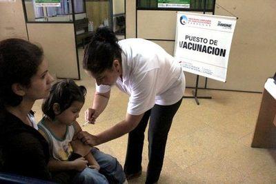 Salud Pública informa sobre disponibilidad de vacunas contra sarampión