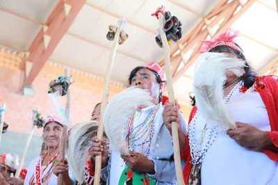 Principal objetivo del Gobierno mejorar calidad de vida de indígenas