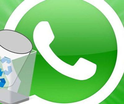 Un fallo de WhatsApp permite ver los mensajes borrados