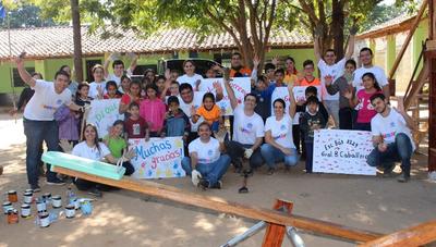 Buscan empresas y personas solidarias que quieran colaborar por un mejor año educativo para los niños