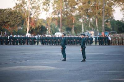 Presidente asiste hoy al juramento y egreso en Cimefor