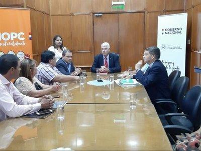 Construirán puente que unirá a Casado y Pinasco