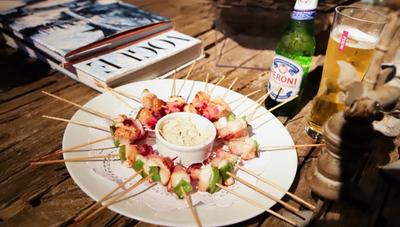 Dos importantes marcas de cervezas congregaron a paraguayos en Punta del Este