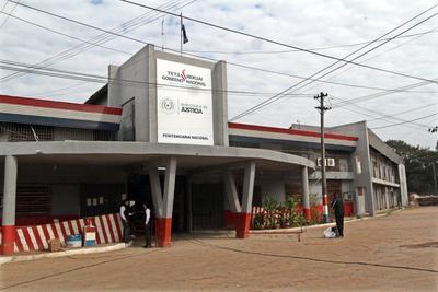 Fuga de recluso en Penal de Tacumbú