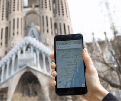 Uber dejará de funcionar en Barcelona