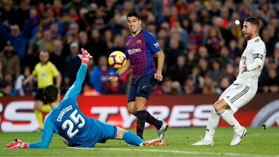 Clásico resalta en semifinales de la Copa del Rey
