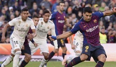 Real-Barça en semifinales de Copa del Rey