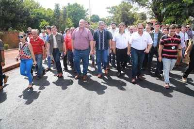 Jornada de Gobierno en Alto Paraná