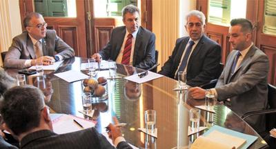 Avanzan las reuniones entre las instituciones responsables de la política energética de la República del Paraguay – Prensa 5
