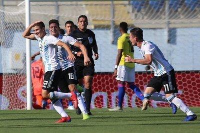 Argentina vuelve a la pelea