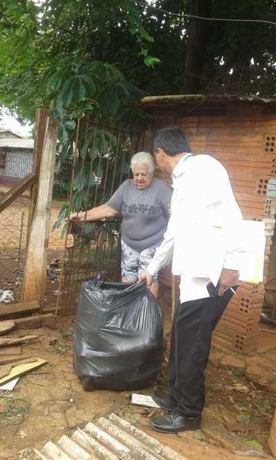 Alarmante aumento de casos de dengue en Alto Paraná