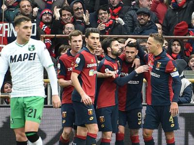 Tonny Sanabria vuelve a convertir para Genoa