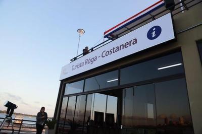 Gobierno inaugura obras para potenciar el turismo en la bahía de Asunción