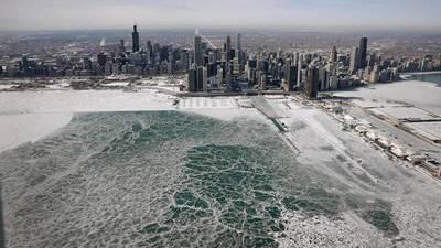 Ola de frío extremo en Chicago no es un evento extraordinario, dicen