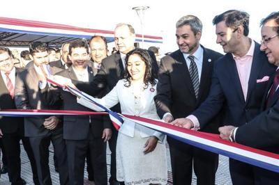 """Abren centro de intercambio y relacionamiento """"Turista Róga Costanera"""""""