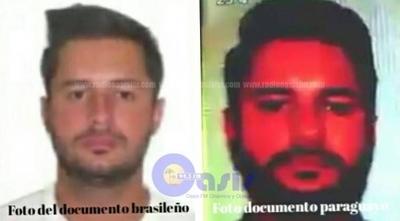 """HOY / El """"brasiguayo"""" Minotauro, nuevo  jefe narco de la frontera detenido  en Camboriú"""