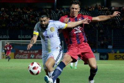 Goles Apertura 2019 Fecha 3: Cerro Porteño 1