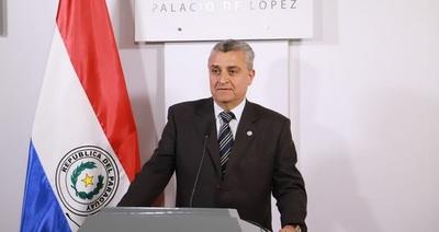 Ministerio del interior remite informe a cámara de Diputados