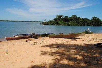 Construirán puertos pesqueros en Ayolas