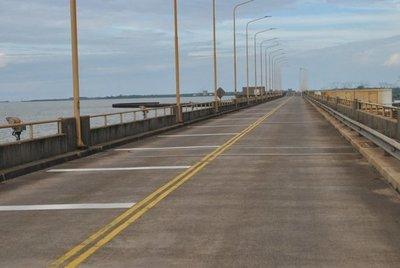 A fines de marzo o abril se habilitará el paso fronterizo Ayolas-Ituzaingó