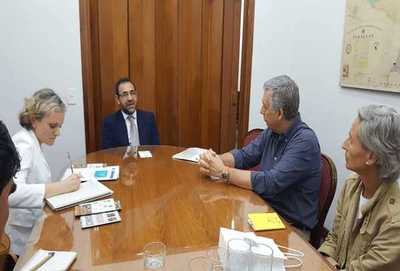 CAH y Asociación Paraguay Orgánico prevén firma de convenio