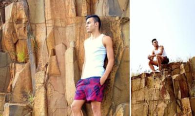 """HOY / Mili Brítez presume a su hijo en playas encarnacenas: """"Jura que es modelo"""""""