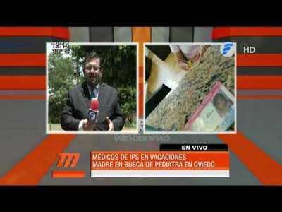 Madre no consigue atención para su hija en IPS de Oviedo
