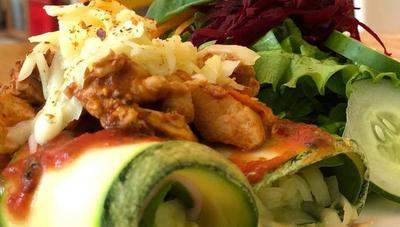 La Huerta ofrece comidas saludables (una propuesta deliciosamente fresca)