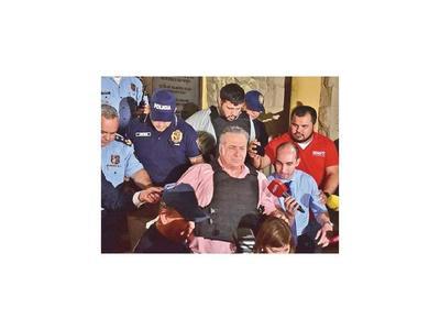 González Daher y su hijo accionan ante la Corte por prisión y cambio de delitos