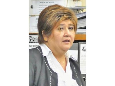 Confirman pena para la ex jefa de RRHH del Senado