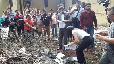 Más incidentes en la Junta