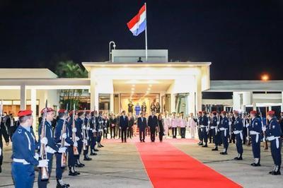 Jefe de Estado realiza hoy viaje oficial a Costa Rica