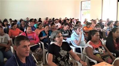 Docentes se preparan para el inicio de clases en Boquerón