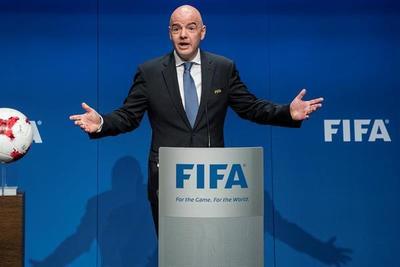 Infantino candidato único a la presidencia de la FIFA