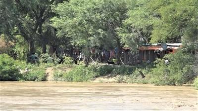 Autoridades de Boquerón verifican situación en el Río Pilcomayo