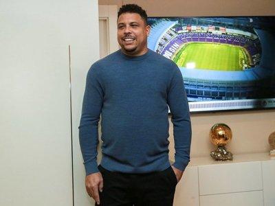"""Ronaldo Nazario: """"Me gustaría que ganara el Madrid, pero es un clásico"""""""