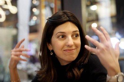 Una judía ultraortodoxa, izquierdista y feminista sorprende en Israel