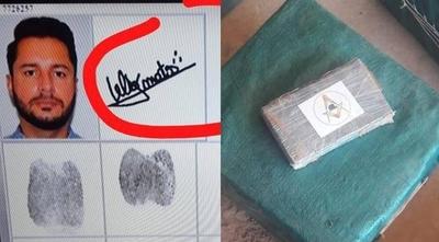 HOY / Su firma le delata: Minotauro, miembro de masonería y dueño de las 2 toneladas de cocaína