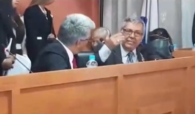 Edil Felipe Quiñones se rectificó respecto a eventual amenaza de muerte